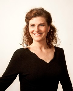 Author Zoë Kessler, ©Michael McLuhan, 2012
