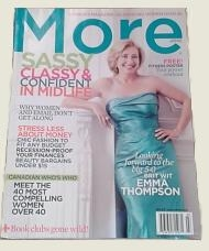 MORE Magazine February March 2009